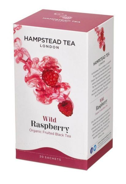 Hampstead Tea Wild Raspberry